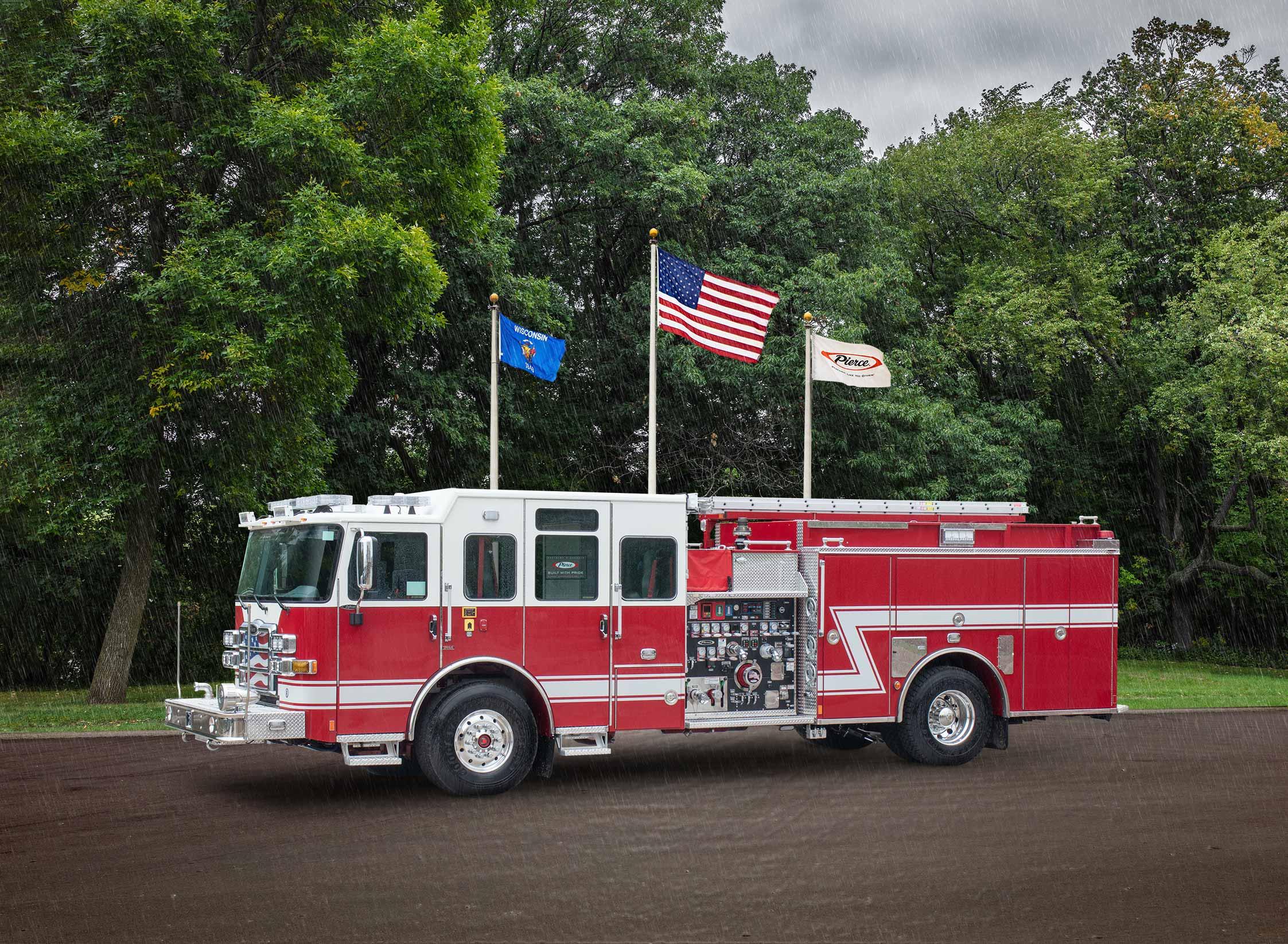 Dennis Fire Department - Pumper