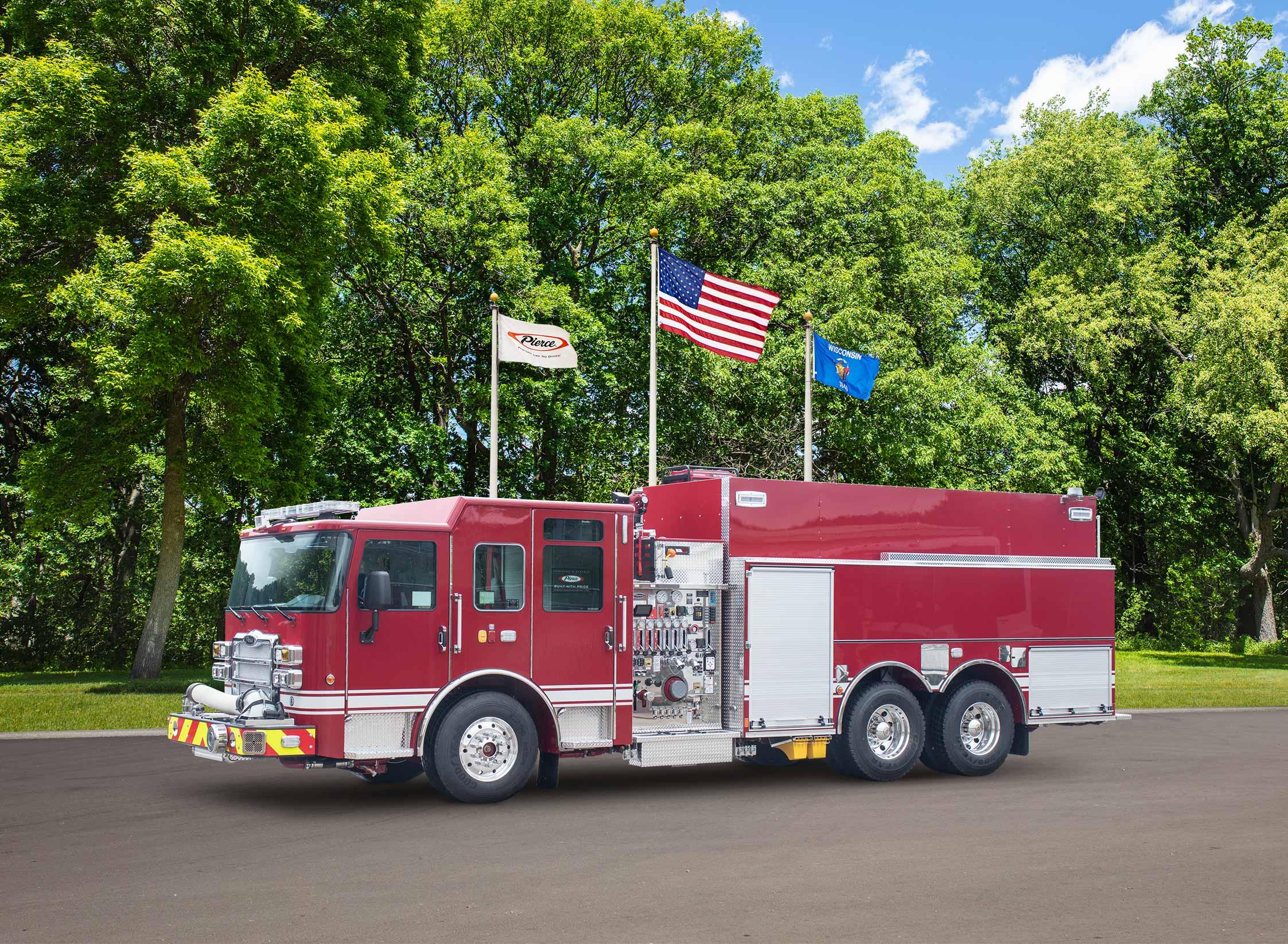 Oakland Township Fire Department - Tanker