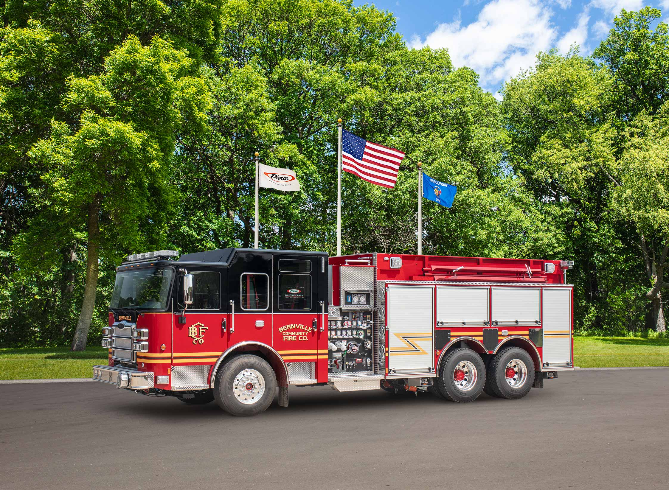 Bernville Community Fire Company - Tanker