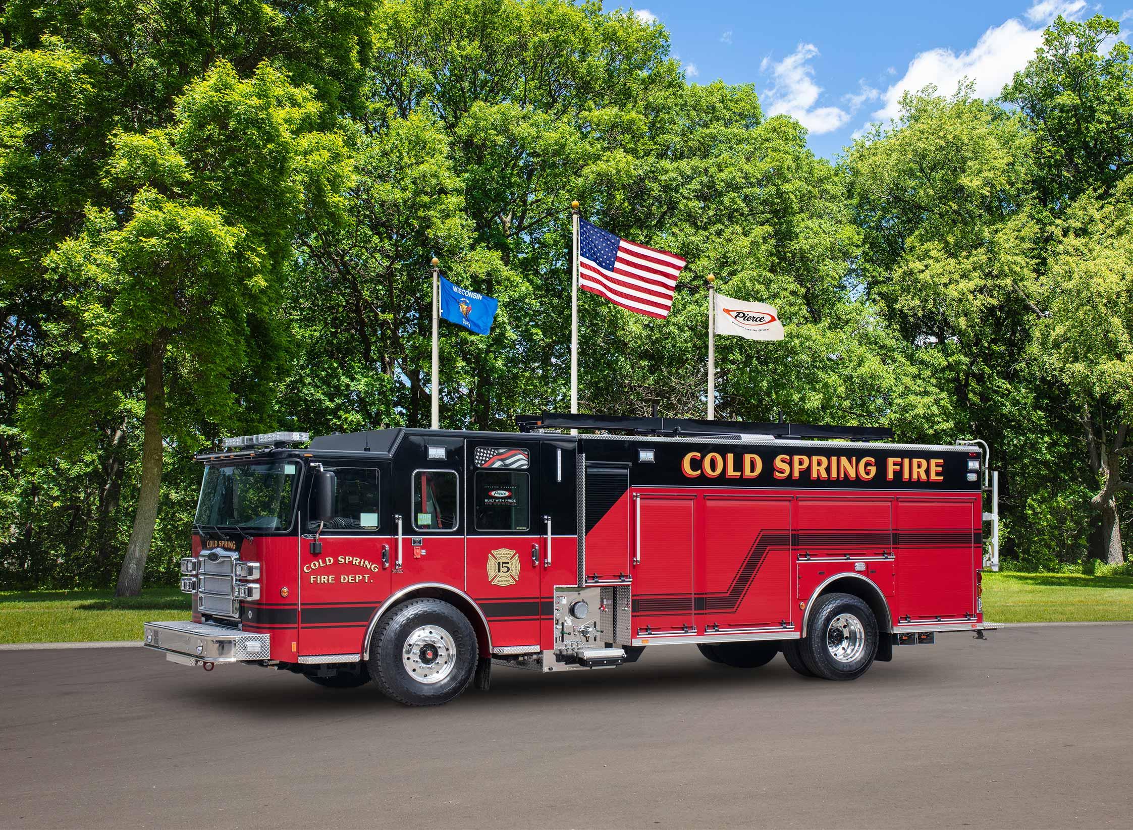 Cold Spring Fire Department - Pumper