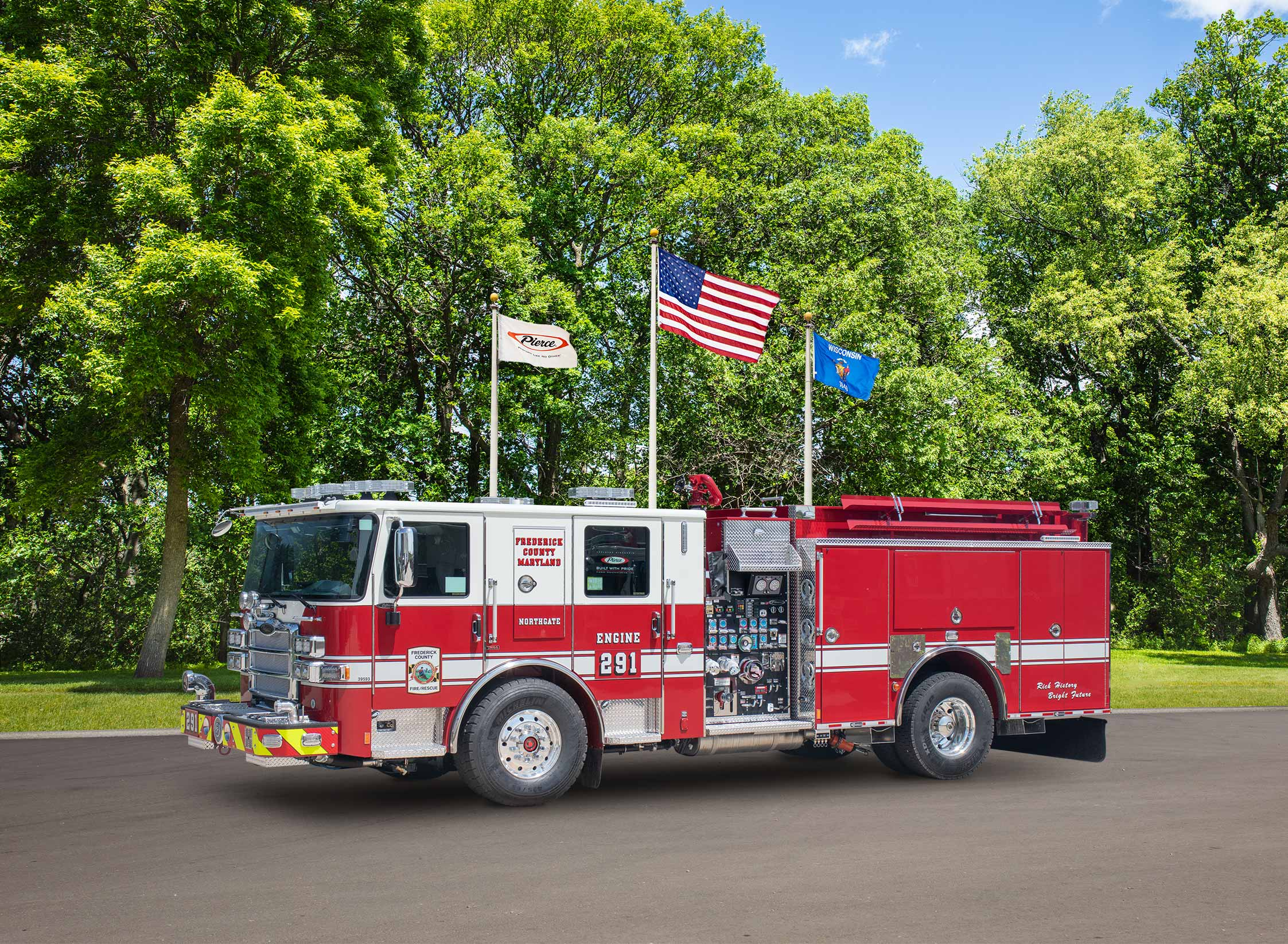 Frederick County - Pumper