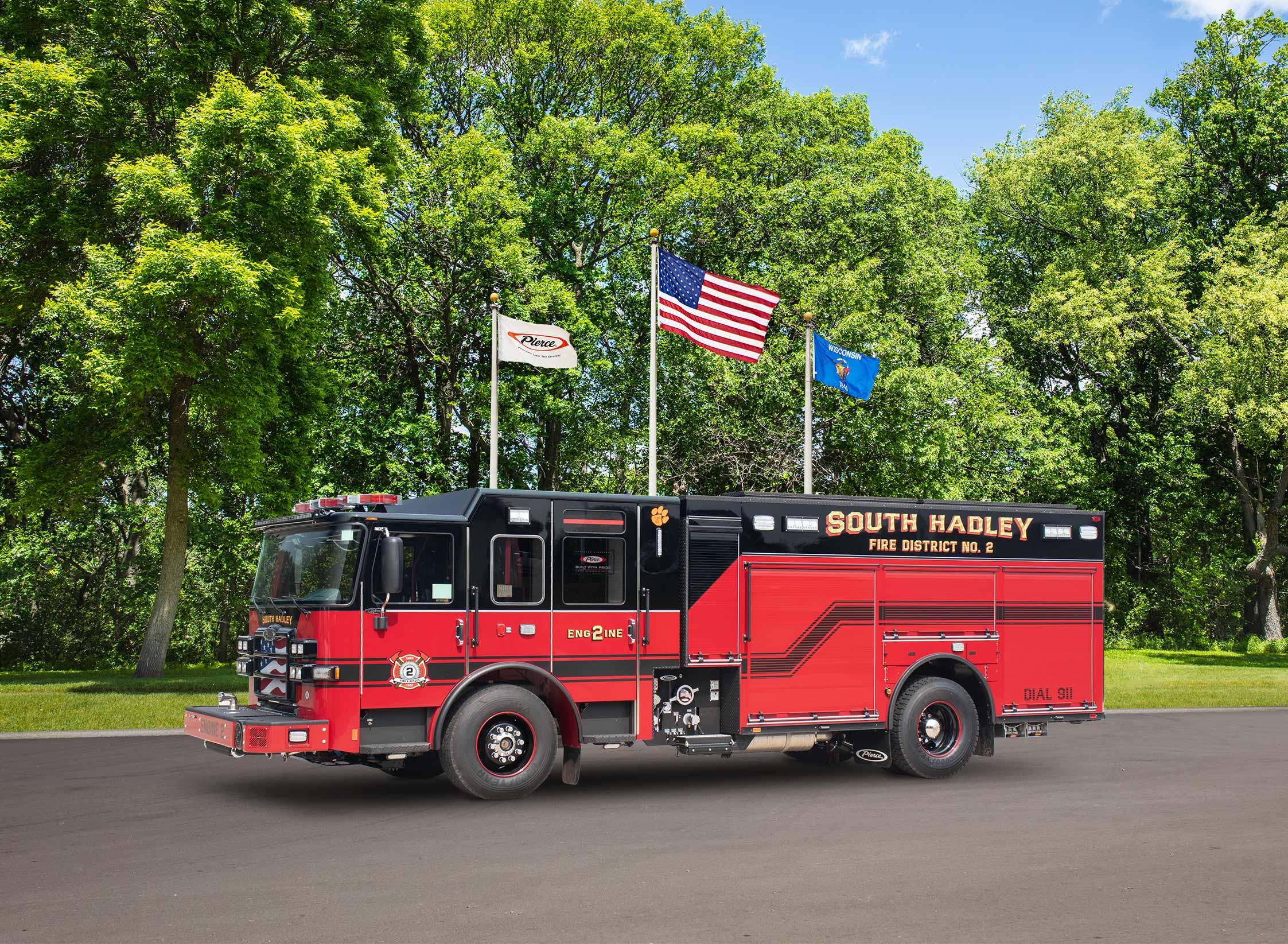South Hadley Fire District No.2 - Pumper