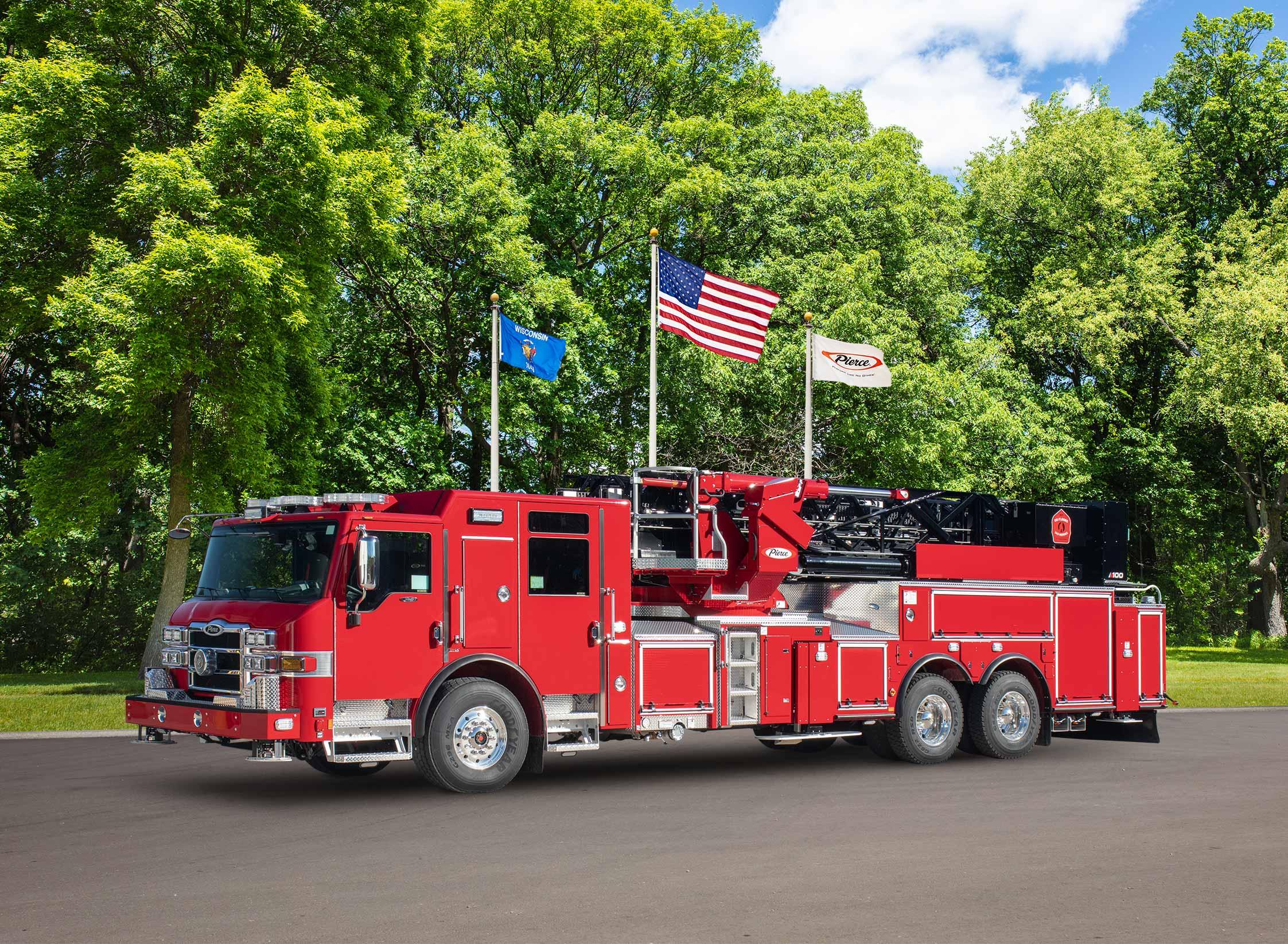 Willingboro Township Fire Department - Aerial