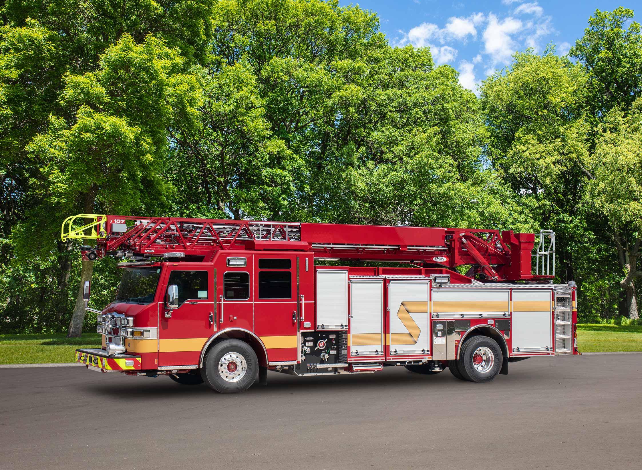 Cambridge Fire Department - Aerial