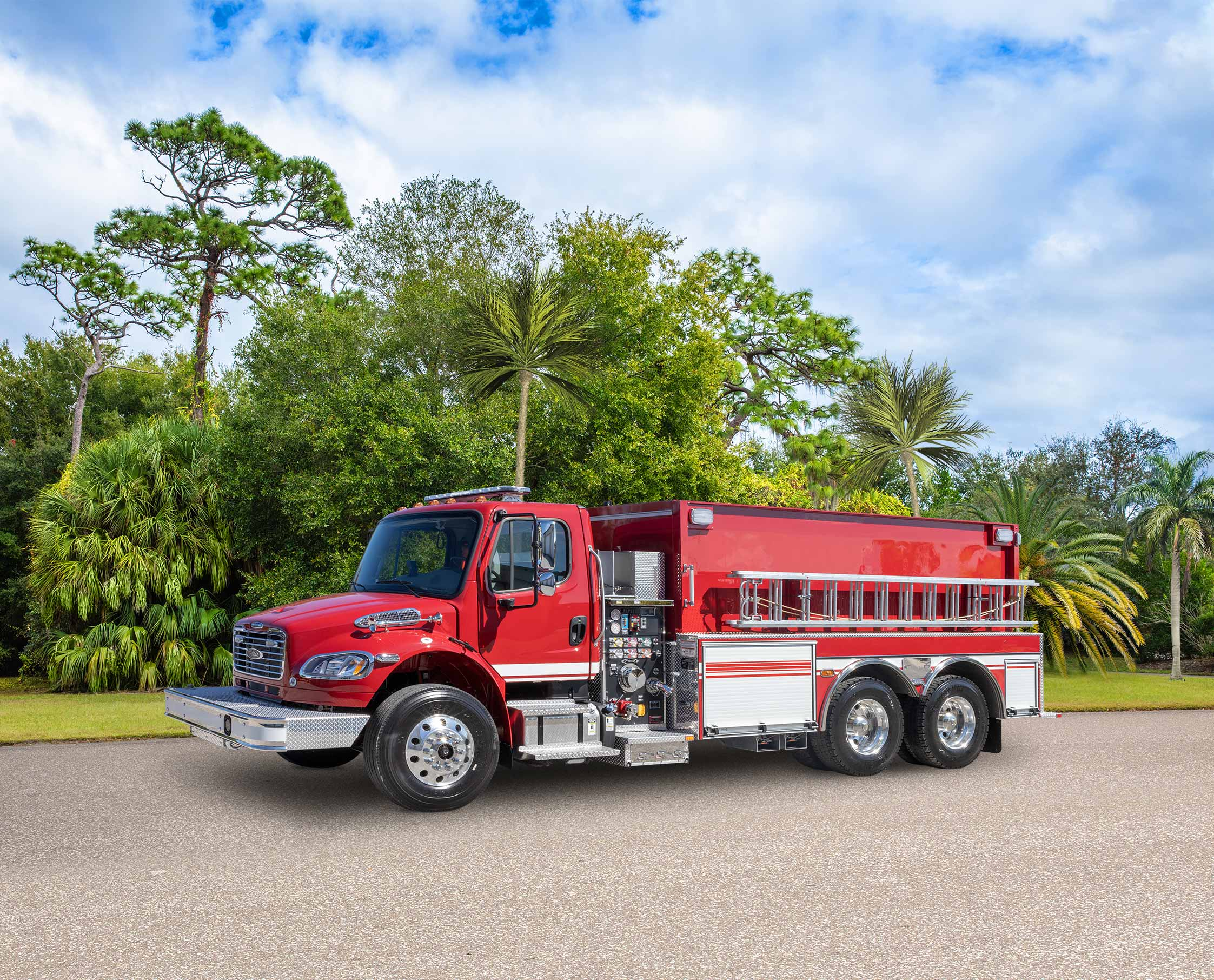 Sturgeon County Fire Department - Tanker