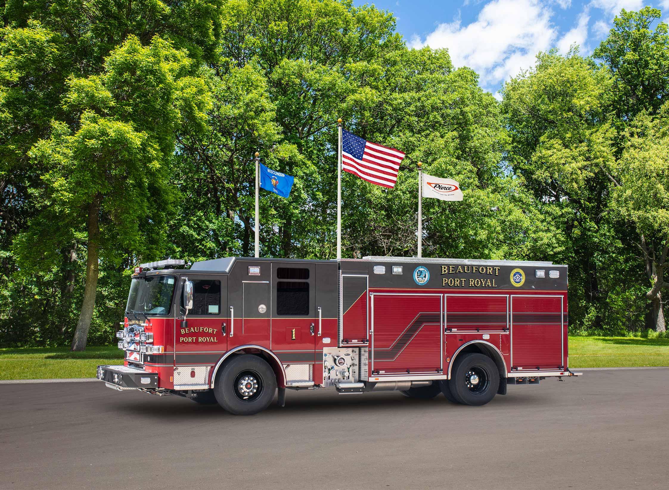 Beaufort Fire Department - Pumper