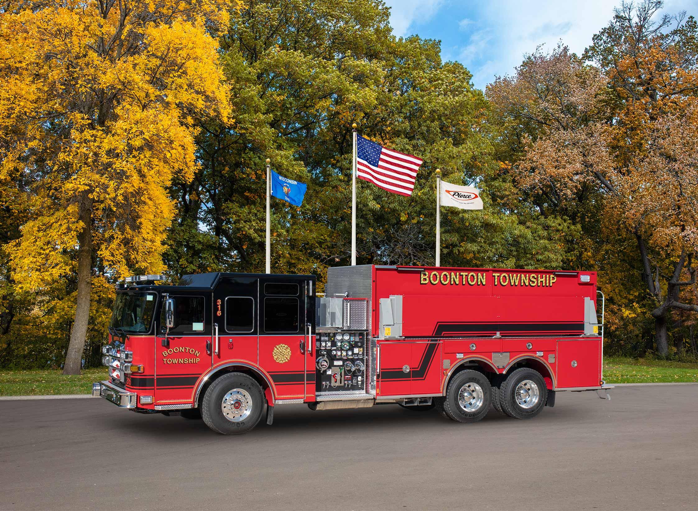 Boonton Fire Department - Tanker