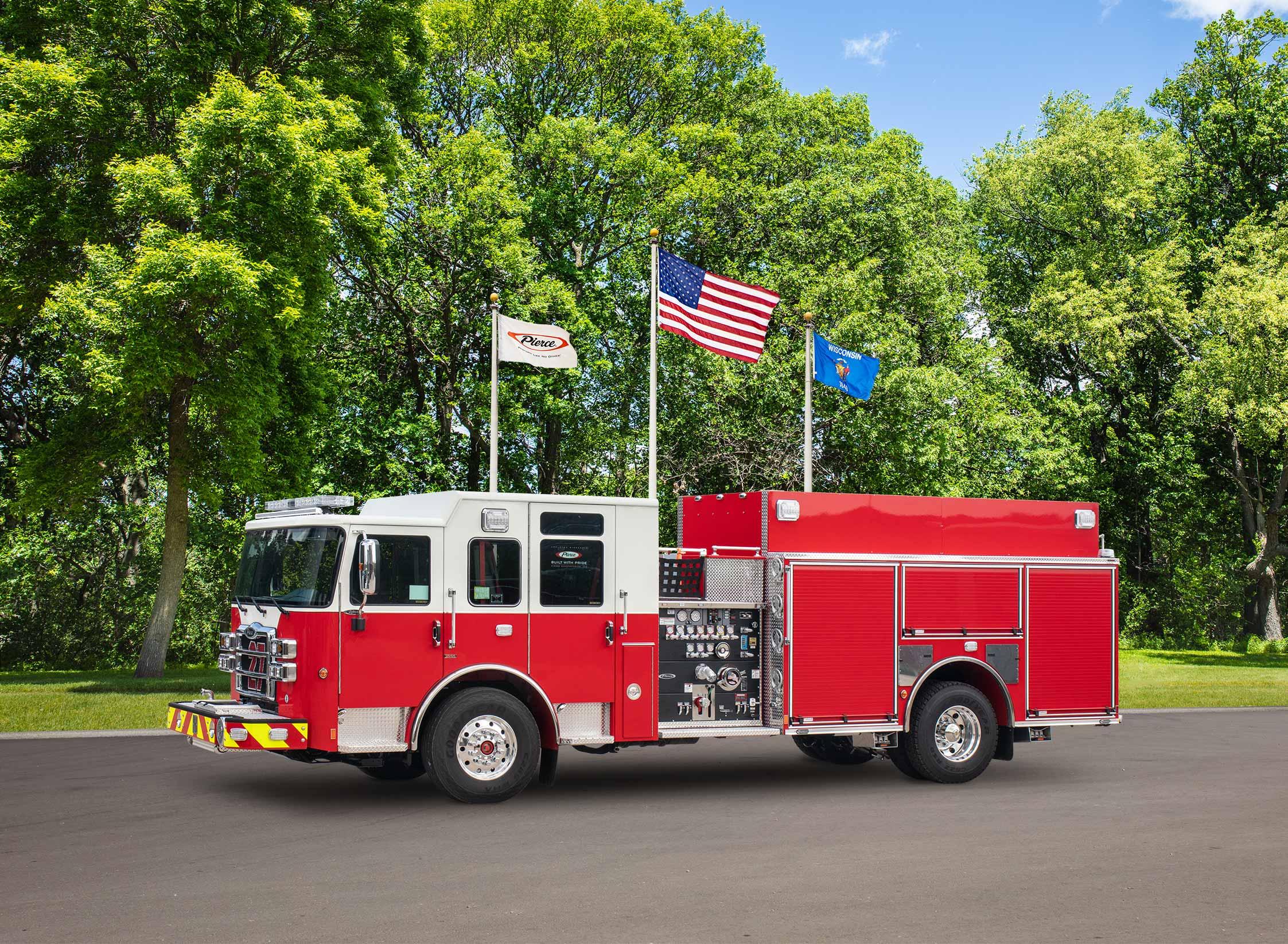 Mastersonville Fire Company - Pumper