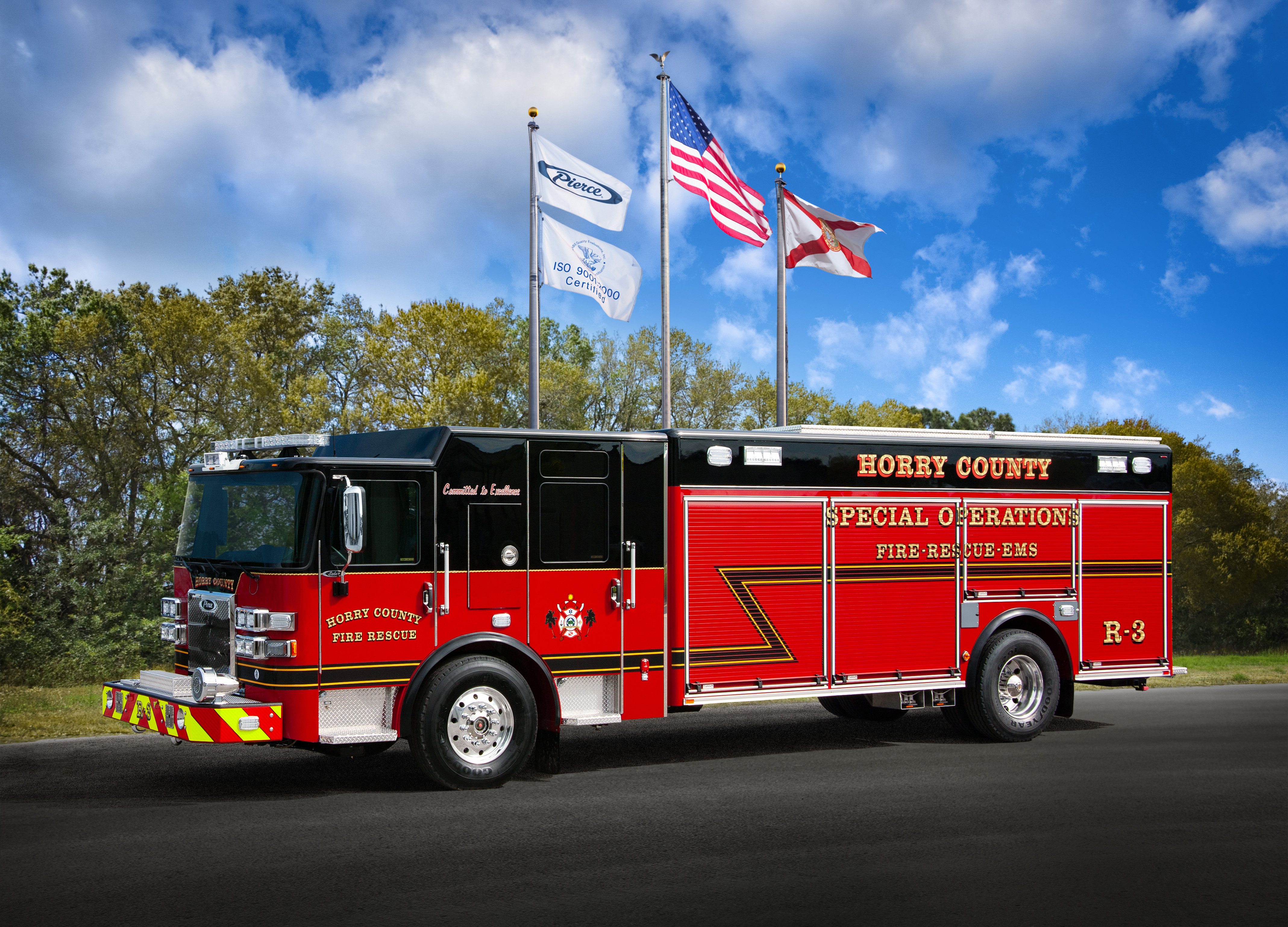 Horry County Fire & Rescue - Rescue
