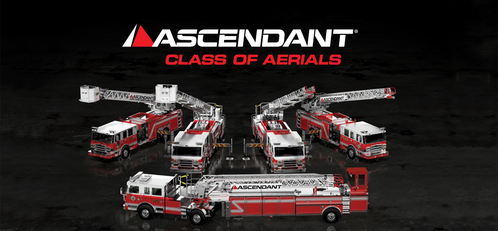 Pierce Ascendant Class Of Aerials Are Introduced At Fire ...