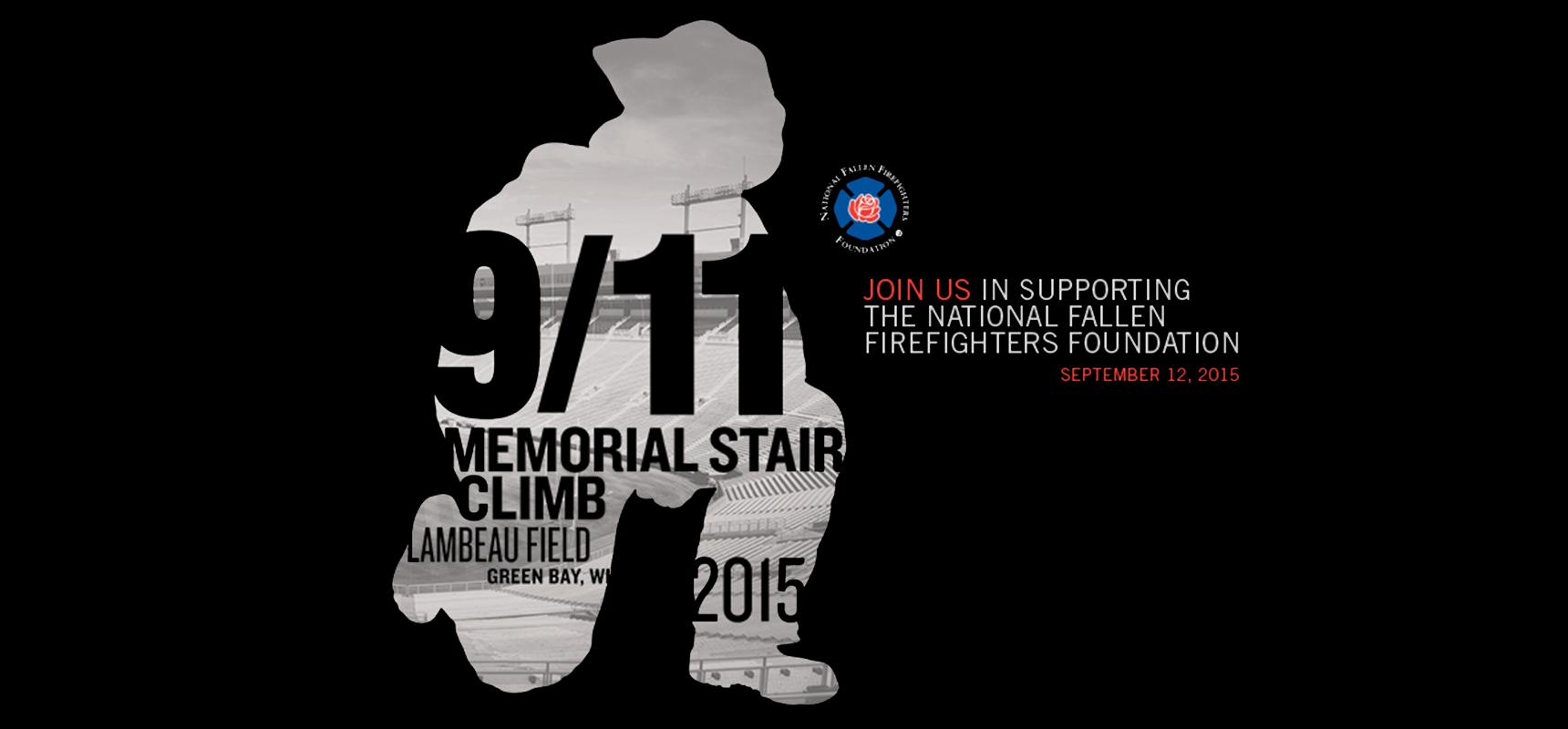 Pierce Manufacturing To Hold Third Annual 9-11 Memorial Stair Climb
