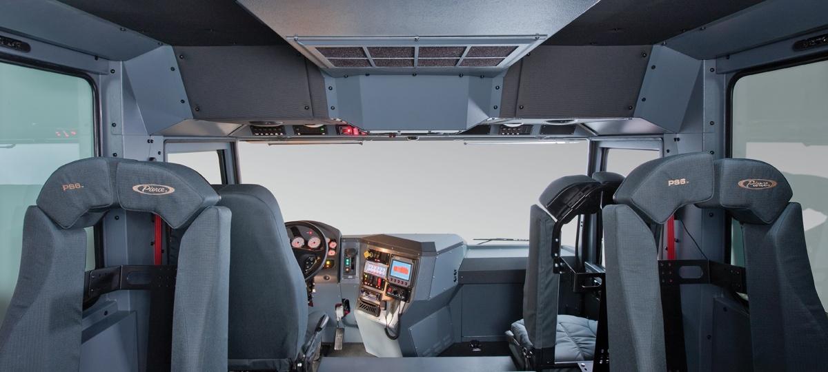 Dash Interior