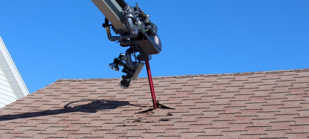 Pierce Snozzle High Reach Extendable Turret Aerial Water