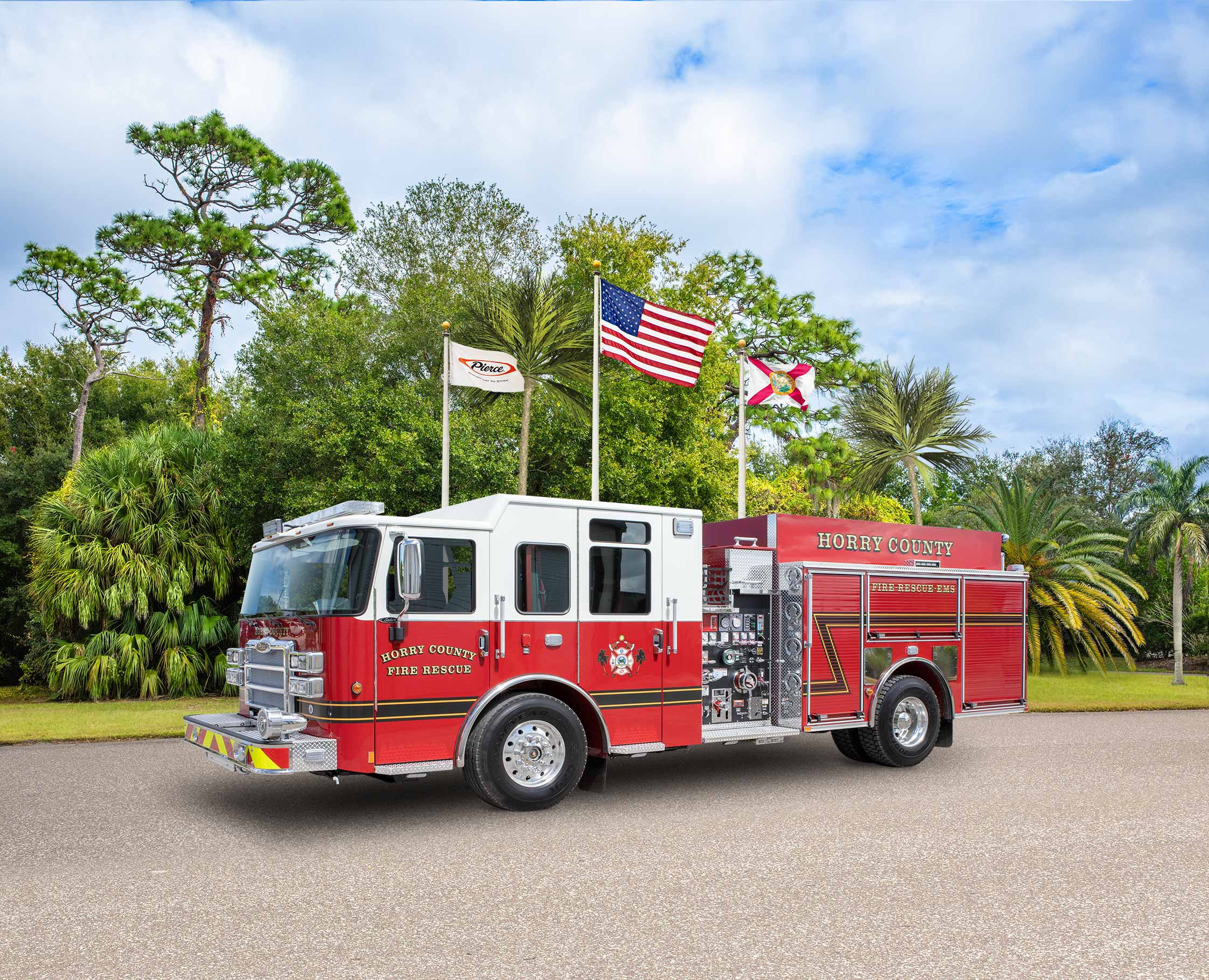 Horry County Fire & Rescue - Pumper