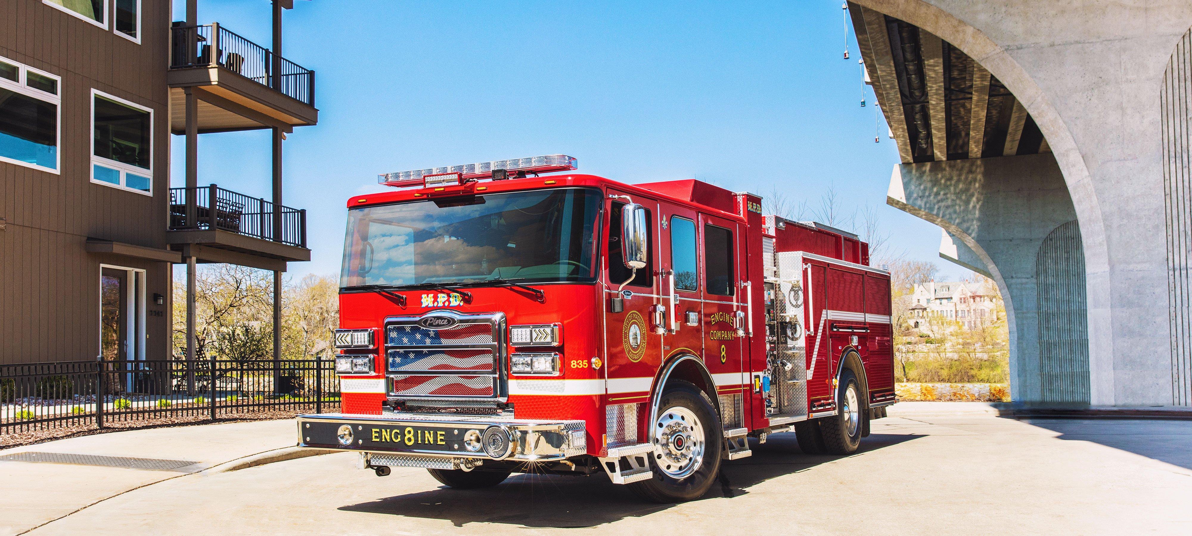 Volterra Platform of Electric Fire Trucks
